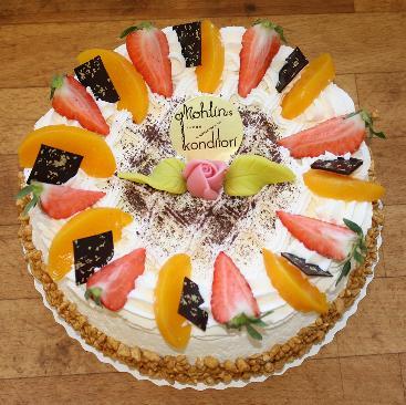 Casablanca Tårta