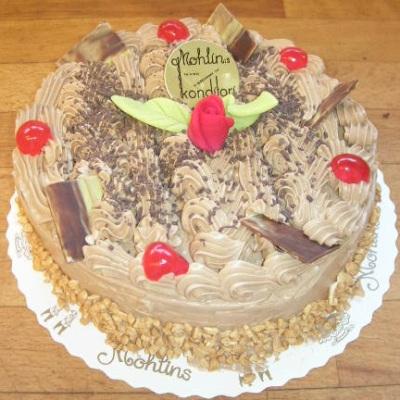 Moccatårta