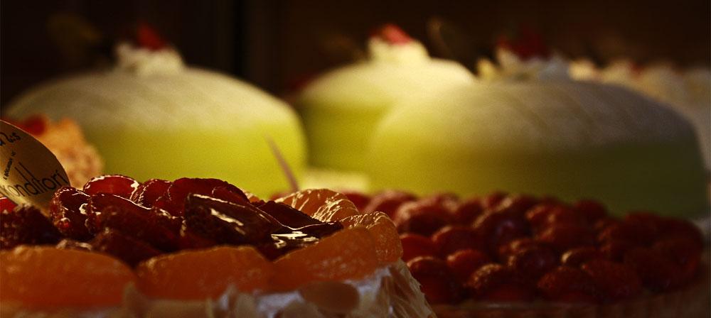 Tårtor från Mohlins
